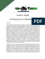 3CAP Stiglitz, Joseph - El Malestar de La Globalizacion