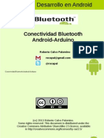 Android Arduino Bluetooth