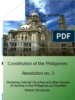 Heritage and Conservation Planning bs-arch 5-2d 09-10