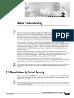 Cisco Dwdm Alarm Troubleshooting