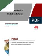 HUAWEI BSC6900 NodeB Installation