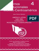 América Latina 1492-1992 - Jean-Pierre Bastian