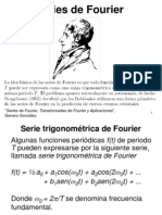 Fourier Present Ac i On