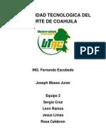 Universidad Tecnologica Del Norte de Coahuila