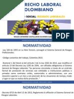 El Derecho Laboral Colombiano