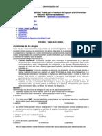 01 Guía de Español y Habilidad Verbal para el examen de ingreso a la UNAM