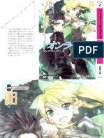 sword art online volume 3 - fairy dance