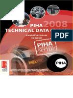 Catálogo de back ring HDPE