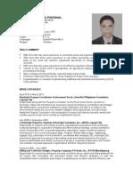 Resume-sampler