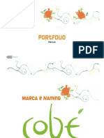 Portfólio de Marcas - Moringa