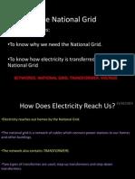 National Grid - Basic need