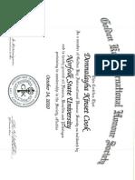 gk certificate