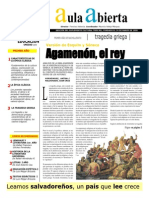 Agamenon - Literatura indigena