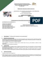 Procologo de Investigacion Fray Mauricio