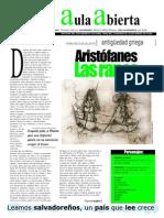 Aristofanes Las Ranas