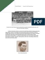 Sejarah Bola Sepak Malaysia