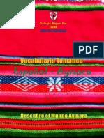 Diccionario Español-Aymara Pizarro