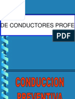 Modulo 7 - Conducción Preventiva