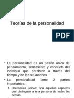 Tema 4_Teorías de la personalidad