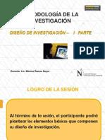 13 - Diseño metodológico de la investigación I