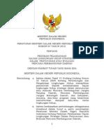 Peraturan Menteri Dalam Negeri No. 67 Tahun 2012 Tentang Pedoman Pelaksanaan Klhs Dalam Penyusunan Atau Evaluasi Rencana Pembangunan Daerah