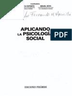 Psicologia SOCIAL SB