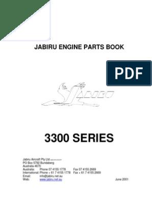 3300 Partsbook June | Piston | Distributor