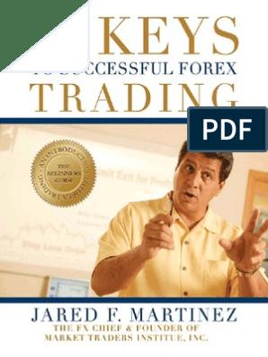 Los 10 fundamentos de forex trading jared martinez pdf