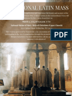 Holy Hill Brochure