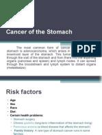 CA Stomach