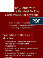 Cardiovascdisease by Dr. Sumile