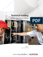 Alstom Grid Technical Institute Offering Brochure ENG
