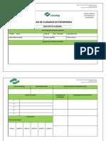 Plan de Cuidados de Enfermeria en Paciente Con Enterecolitis Necrosante