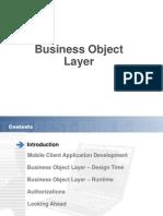 Overview BOL Framework