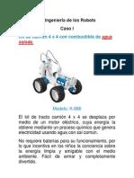 La Ingeniería de los Robots, Caso I