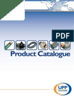 UPP Product Cataloue مواصفات انابيب