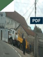 Compromiso denuncia que o concello asfalta camiños privados dun traballador municipal