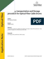 Optical Drum Handling