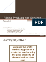 AppA Pricing PPT