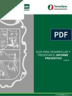 01. Guia Informe Preventivo