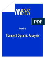 Dynamics 70 M4 Transient
