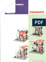 Yanmar YDP Pumps