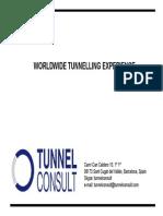 Tunnel presentation