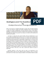 Bodhgaya and the Buddha Essence