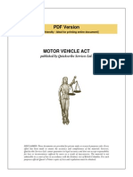 Motor Vehicle Act9279