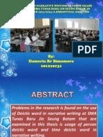 Presentation Untuk Sidang Bsok
