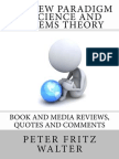 The New Paradigm in Science and Systems Theory (34 Book Reviews)