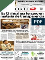 Periódico Norte edición impresa día 26 de febrero 2014