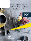 EY Cement Industry in Customs Union Countries Eng