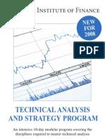 Technical Analysis Program 08